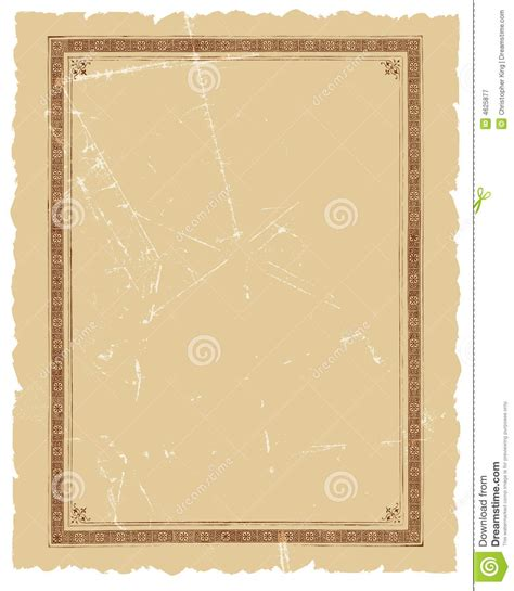 frame design editor vintage decorative frame vector background design stock