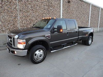 how to sell used cars 2008 ford f350 head up display sell used 2008 ford f350 lariat crew cab dually 6 4 liter powerstroke diesel 4x4 in weatherford