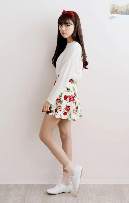 imagenes coreanas femeninas mejores 88 im 225 genes de ropa coreana en pinterest