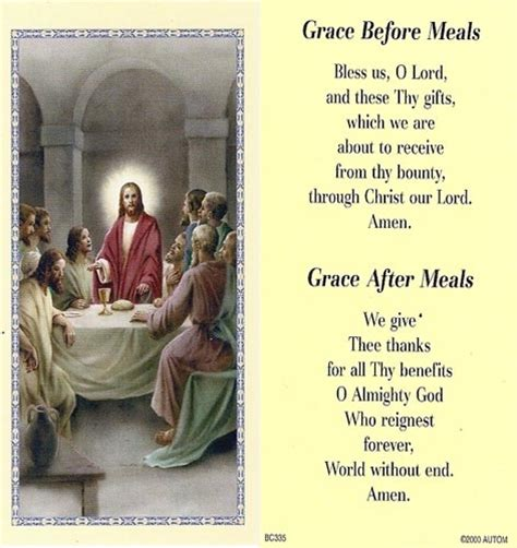 new year grace before meals grace before after meals spiritual practice