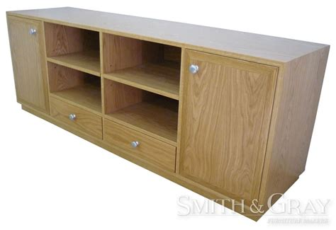 Cupboard And Drawers American Oak Cabinet With Shelves Drawers And Cupboards