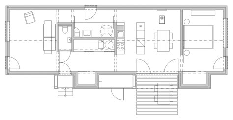 Brick House Floor Plans gallery of wooden brick house jaro krobot 13