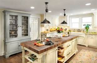 kitchen counter islands 20 exles of stylish butcher block countertops