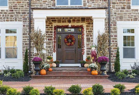 85 pretty autumn porch d 233 cor ideas digsdigs front door decor 100 simple decor ideas gorgeous 30 living