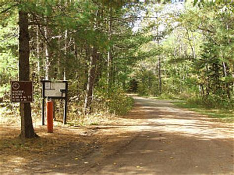 Alberta Comfort Camping Pigeon River State Forest Pigeon River Campground