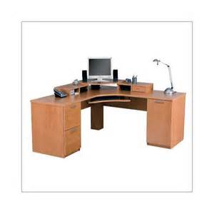 Bestar Hton Corner Desk Bestar Home Office Furniture Corner Workstation In Tuscany Brown Elite Bestar Office