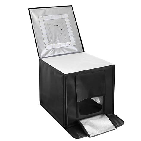 beleuchtung studio funtrend24 foto ministudio lichtbox lichtzelt smd led