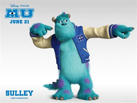 Inc Sulley monsters sulley www pixshark images galleries with a bite