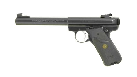 Rug R by Ruger Mk Ii Target The Specialists Ltd The Specialists