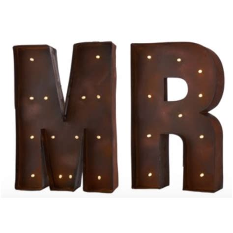 Light Up Letters For Wall by Carnival Led Light Up Wall Letters Mr Decorative