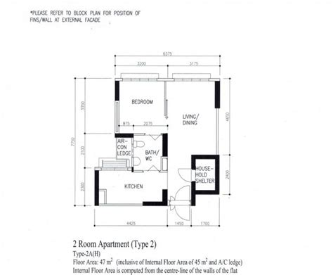 hdb flat floor plan floor plan of hdb 2 room flat floor house plans with pictures