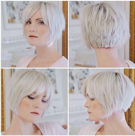 grown out blonde hairstyle platinum blonde long pixie hair ideas pinterest
