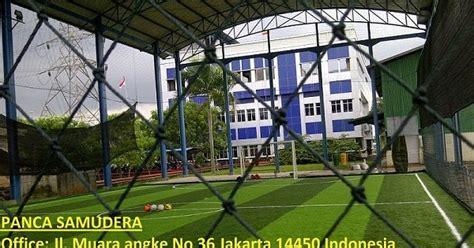 Kain Kassa Bangunan agen penjualan jaring pengaman safety net jaring futsal