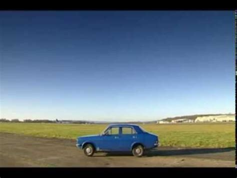Top Marina top gear drops piano on morris marina