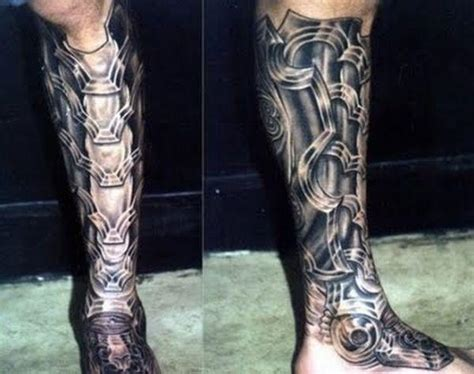 cyborg tattoos photos