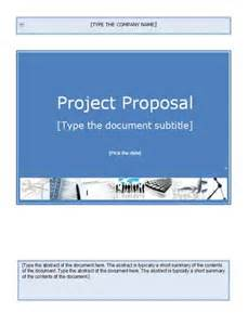 project proposal template my website