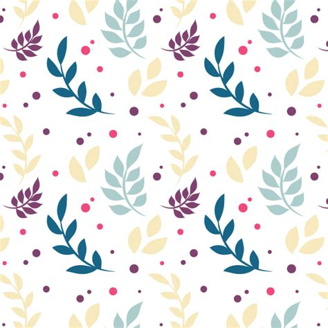 floral pattern vector illustrator design a floral seamless pattern in adobe illustrator