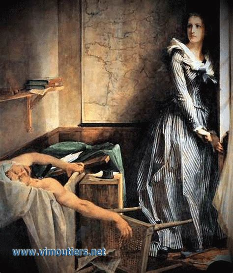 marat bathtub charlotte corday