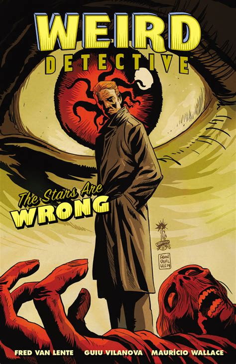 weird detective the stars are wrong tpb profile dark horse comics
