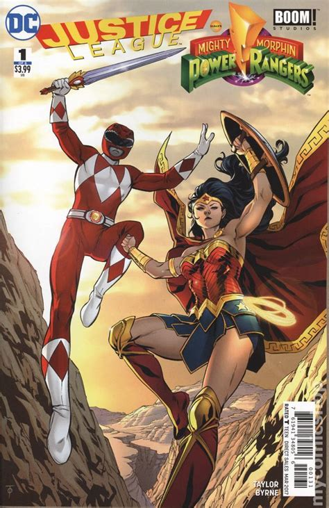justice league power rangers jla justice league of america justice league power rangers 2016 comic books