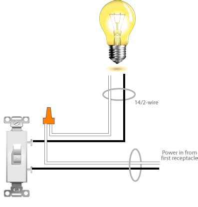 how to install ceiling light with switch i installed a new light fixture initially the wall