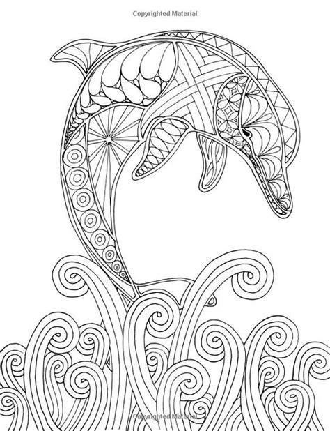 advanced dolphin coloring pages 298 best coloring dolphin whale shark images on