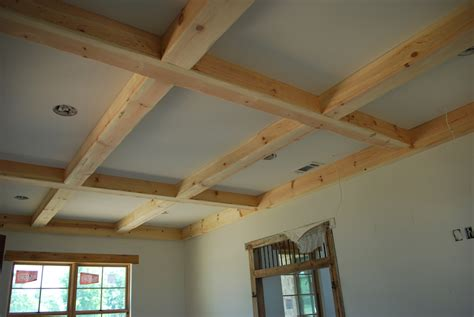 adding beams to ceiling lake and garden wood craft ceiling beams cabinets