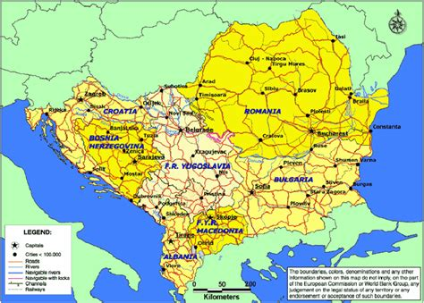 south of europe map map of south eastern europe