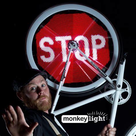 Light Monkey by Monkey Light Pro Monkey Light Bike Lights