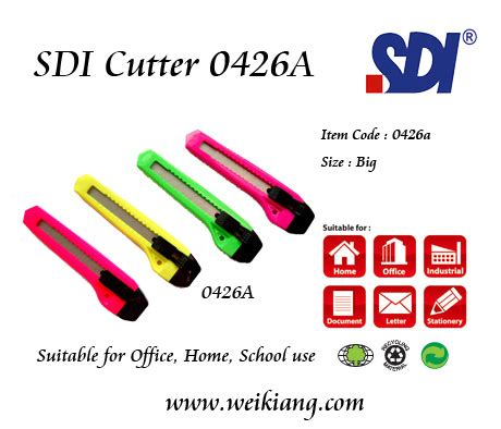 Pen Paper Sdi One Punch 0803 wei kiang stationery sdn bhd one stop stationery supplier sdi 0426a cutter big