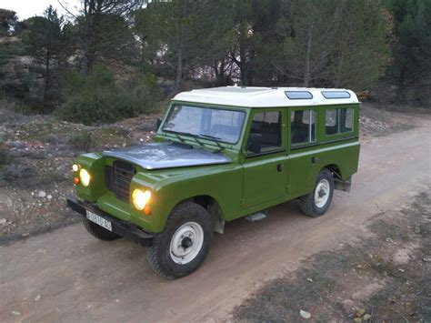 1980 land rover series iii overview cargurus