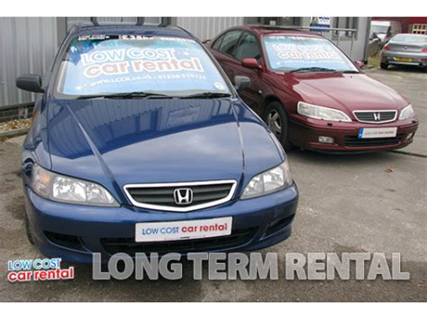 long term car rental long term rental