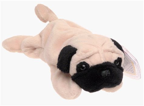 beanie baby pug ty beanie baby 24 customer reviews and 8834 listings