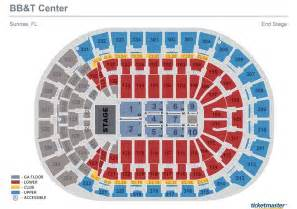 bb amp t center end stage seating map
