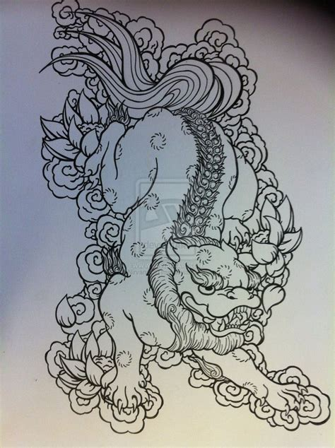 chinese foo dog tattoo designs 17 best images about foo tattoos on foo