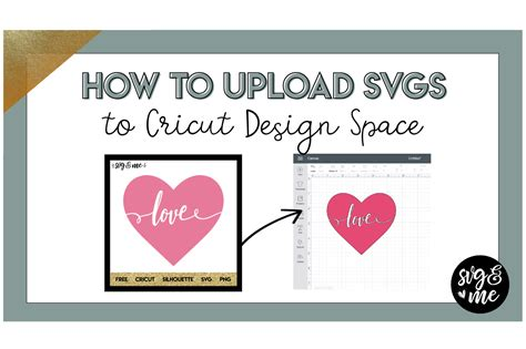 svg pattern tutorial how to upload svg to cricut design space video tutorial