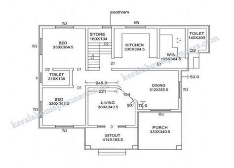 4 bedrooms floor kerala home design 1820 sq ft 4