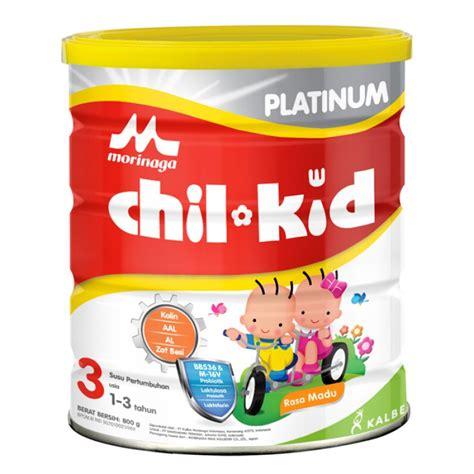 Chil Mil Platinum 800gr chil kid platinum madu 800gr