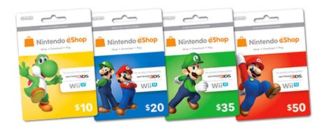 Eshop Gift Card - 2016 nintendo holiday gift guide shacknews