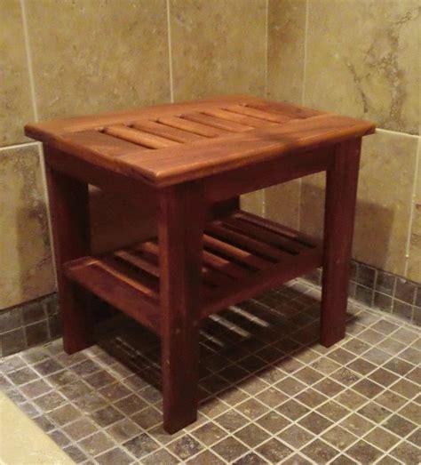 teak shower bench plans teak shower bench plans teak shower bench by skylark53