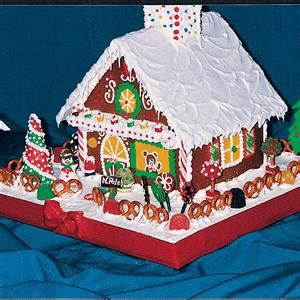gingerbread recipe for houses gingerbread house recipe taste of home