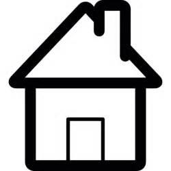symbol haus home interface symbol eines hauses der