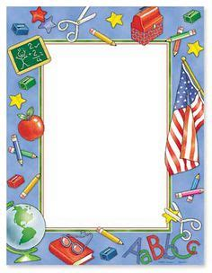 printable stationery for teachers free printable borders free printable borders full
