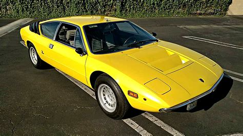 Lamborghini Urraco For Sale Usa by Bull S Eye 1975 Lamborghini Urraco