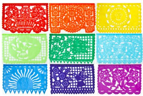 How To Make Mexican Paper Banners - cultural intrigue decorate and celebrate day of the