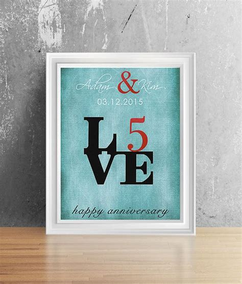 46 best anniversary images on 5th wedding anniversary gifts for him anniversary