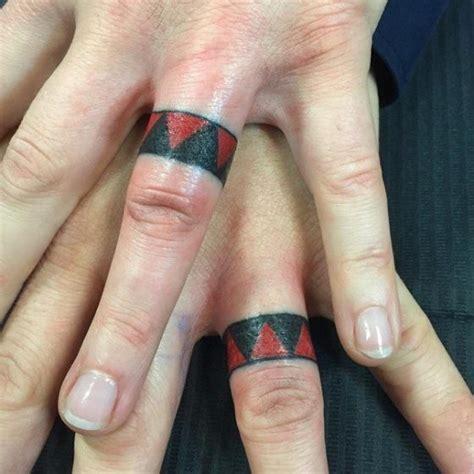 make a rocking by astonishing ring tattoos