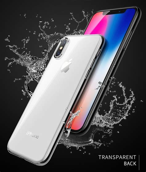 for iphone xs max xr 8 7 shockproof plating clear slim hybrid bumper cover ebay