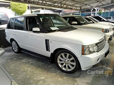 how to sell used cars 2005 land rover range rover user handbook land rover range rover 2005 supercharged 4 2 in kuala lumpur automatic suv white for rm 157 000