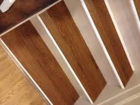 How To Put Vinyl On Stairs by Ana White Refinished Stairs Diy Projects